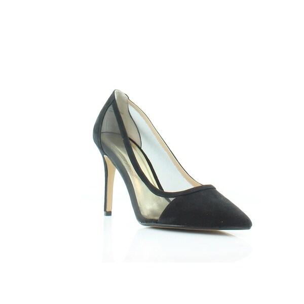 Thalia Sodi Natalia Women's Heels Black - 10