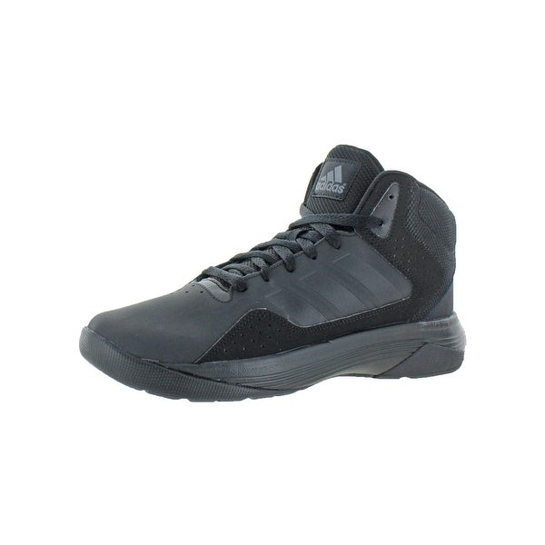 hot sale online bd6c4 1252d Adidas Mens Cloudfoam Ilation Mid Basketball Shoes Performance Mid-Top - 9  medium (d