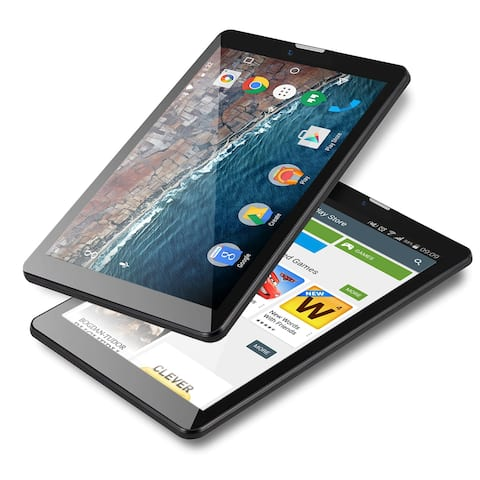 Indigi® 7inch HD DualCore Android 6.0 Marshmallow TabletPC w/ Bluetooth Sync + WiFi + Dual Camera + Google Play Store