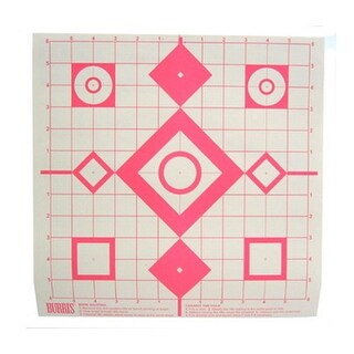 Burris 626001 burris 626001 sight-in targets (per 10)