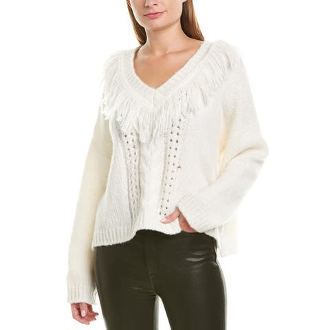 Nanette Lepore Wool-Blend Sweater