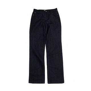 Style & Co Dark Blue Wash Skinny Jeans M
