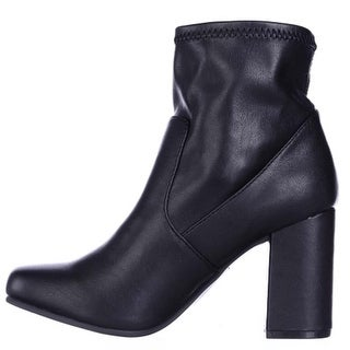 Seven Dials Womens Teresa Closed Toe Ankle Fashion Boots