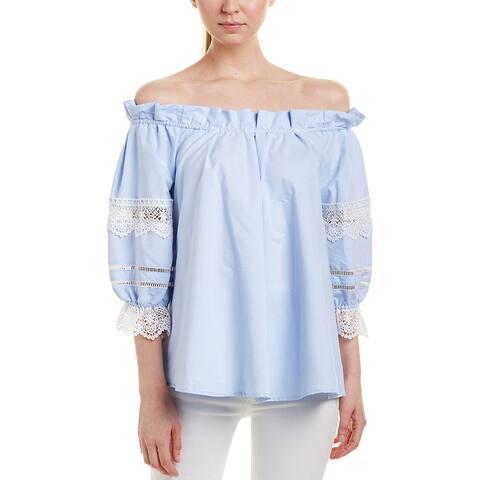 Romeo & Juliet Couture Crochet Top