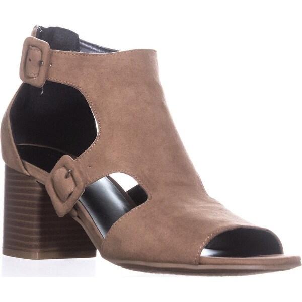 Indigo Rd. Mandi Cutout Sandals, Medium Brown