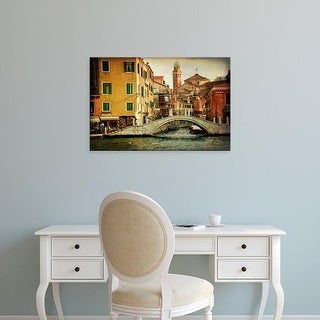 Easy Art Prints Danny Head's 'Hotel Gardena I' Premium Canvas Art