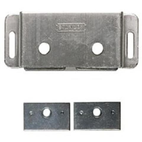 Stanley 80-5180 Double Magnetic Cabinet Catch, Aluminum