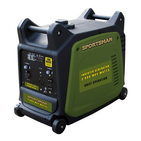 Offex 3000 Watt Inverter Generator - EPA Approved
