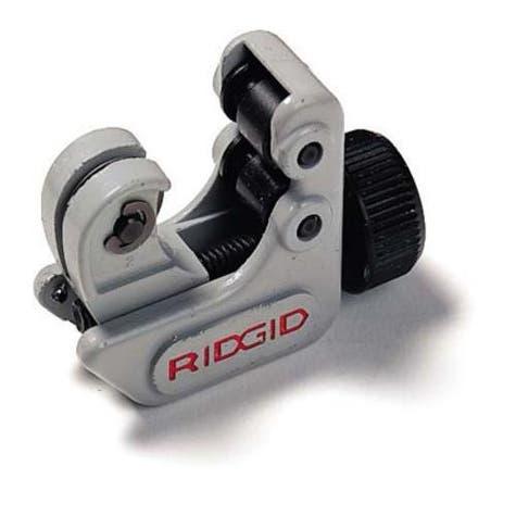 "Ridgid 40617 Close Quarter Tubing Cutter 1/4"" To 1-1/8"""