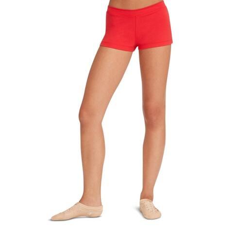 Boy Cut Low Rise Shorts