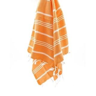 "Classic Beach Towel Striped Towel(39""x74"")Turkish Beach Towel,Turkish Bath Towel,Peshtemal Towel,Beach Towel oversized,Pool towe"
