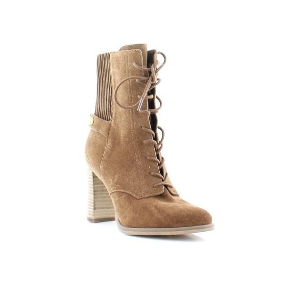 MICHAEL Michael Kors Carrigan Bootie Women's Boots Brown - 6.5