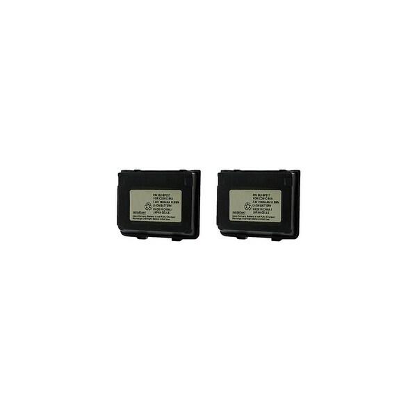 Battery for Icom BP-217 (2-Pack) Battery for Icom BP-217