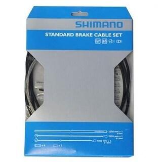 Shimano Steel MTB Bicycle Brake Cable Set - Y80098022