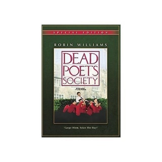 DEAD POETS SOCIETY-SPECIAL EDITION (DVD)