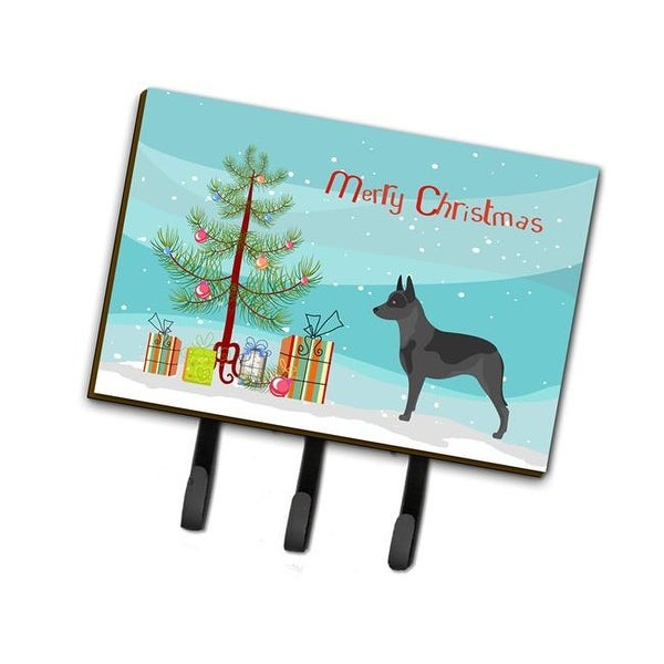 Shop Australian Cattle Dog Christmas Leash Or Key Holder Free