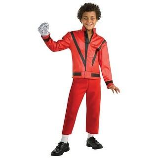 Thriller Red Jacket