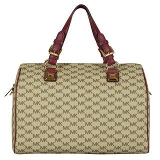 217a6ef09f00 Buy PVC Satchels Online at Overstock.com | Our Best Shop By Style Deals