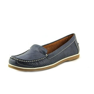 Naturalizer Henrick Round Toe Synthetic Loafer