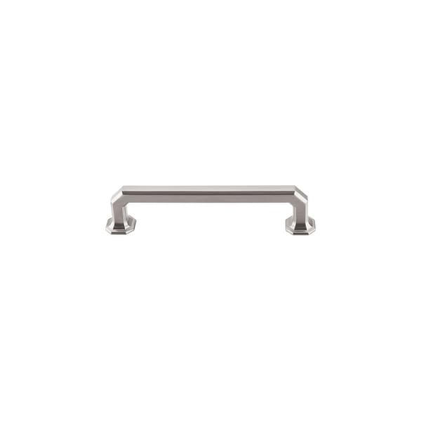 """Top Knobs TK288 Emerald 5"""" (128 mm) Center to Center Handle Cabinet Pull from the Chareau Series"""