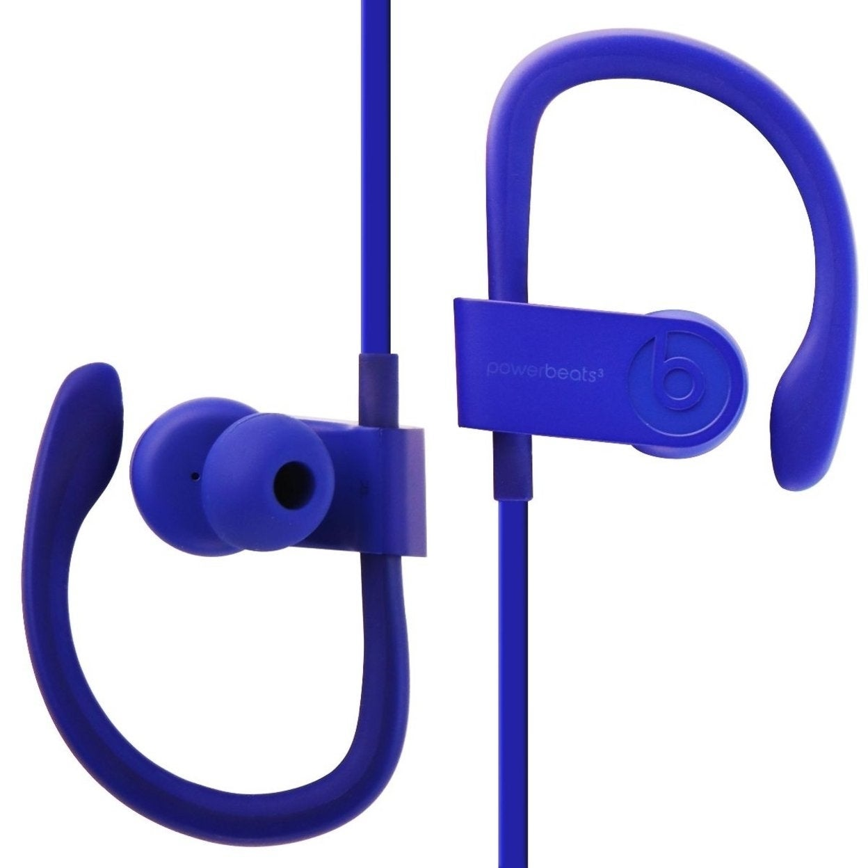 Beats Powerbeats3 Series Wireless Ear-Hook Headphones - Break Blue MQ362LL/A Refurbished