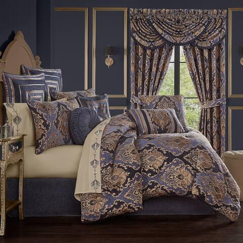 Five Queens Court Woodstock Luxury Comforter Set