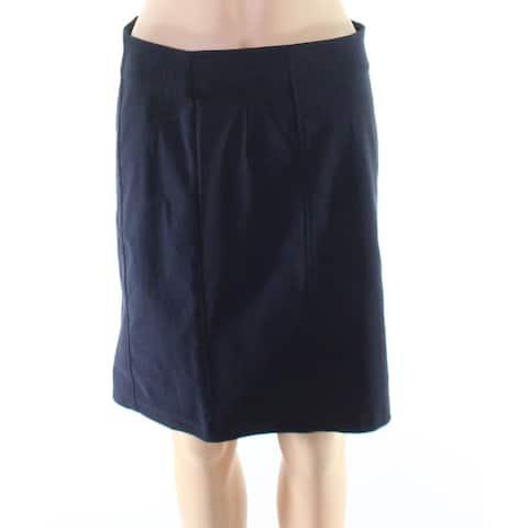 Tribal Women's Petite Pull On Straight Pencil Skirt