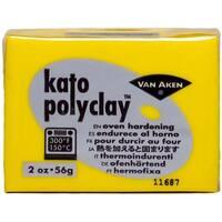 Yellow - Kato Polyclay 2Oz