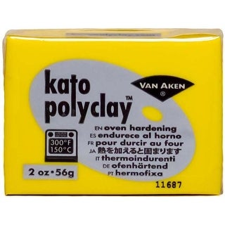 Yellow - Kato Polyclay 2Oz