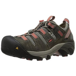 Keen Womens Atlanta Cool Athletic Shoes Leather Soft Toe