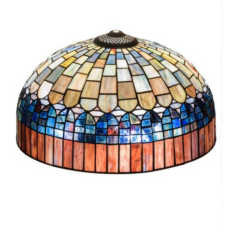 16 In. Wide Tiffany Candice Shade