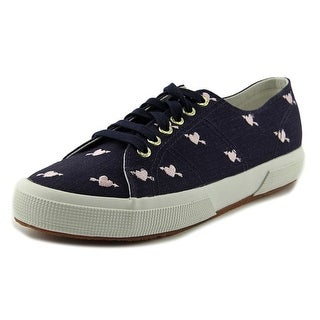 Superga 2750 Linembrw Canvas Fashion Sneakers