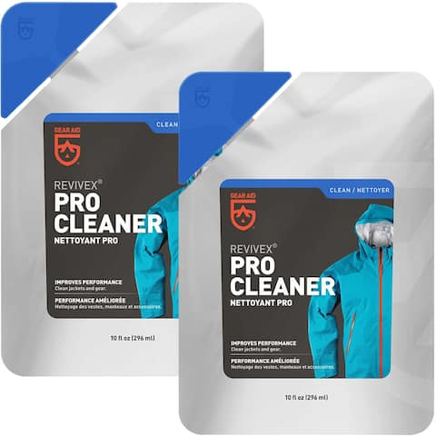 Gear Aid Revivex 10 oz. Outerwear Pro Cleaner - 2-Pack - 10 oz.