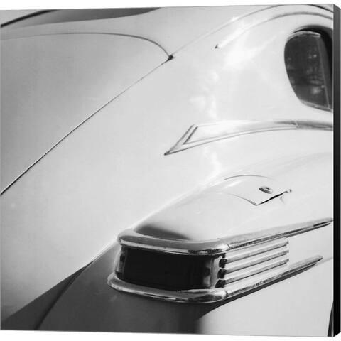 Stuart Roy 'Back Car' Canvas Art