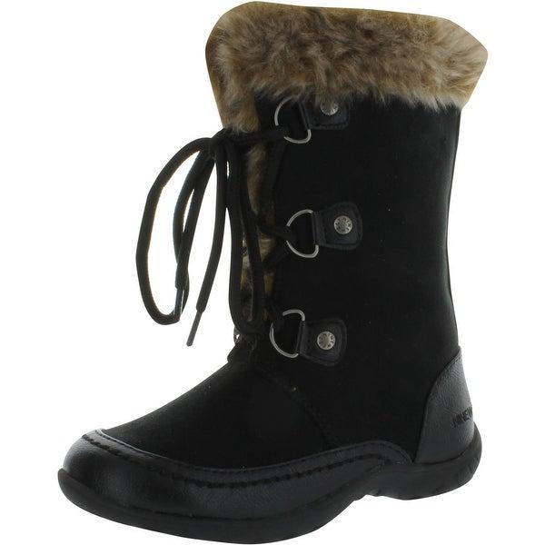 Nine West Girls Daphne Winter Fashion Boots