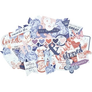 - Misty Mountains Collectables Cardstock Die-Cuts