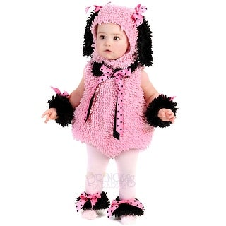 Princess Paradise Pinkie Poodle Infant/Toddler Costume - Pink