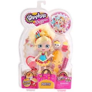 """Shopkins Shoppies 6"""" Doll: Popette"""
