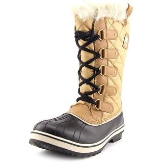 Sorel Tofino Cate Women Round Toe Canvas Winter Boot