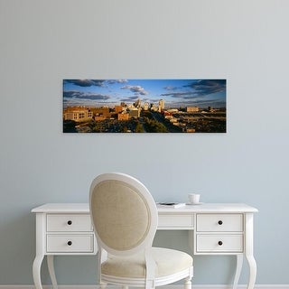 Easy Art Prints Panoramic Images's 'High Angle View Of A City, St. Louis, Missouri, USA' Premium Canvas Art