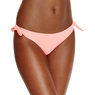 Shoshanna Womens Side Tie Bikini Swim Bottom Separates