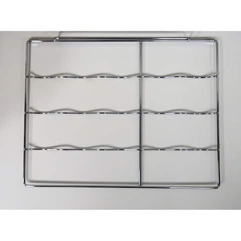 EdgeStar PBWC120SWS BWC120SS Scalloped Wire Wine Shelf