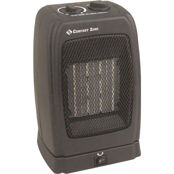 Comfort Zone Cz448 Standard Oscillating Heater/Fan