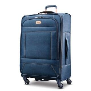 American Tourister Belle Voyage 25 Inch - Blue Denim Belle Voyage Spinner 25 Inch