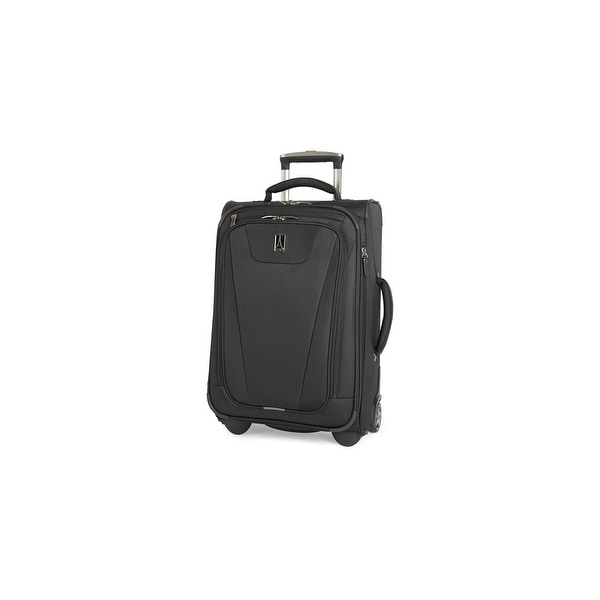 b0165ad1da Shop Travelpro Maxlite 4 - Black International Expandable Carry-On  Rollaboard w/ Water Resistant Coating - Free Shipping Today - Overstock -  15374139