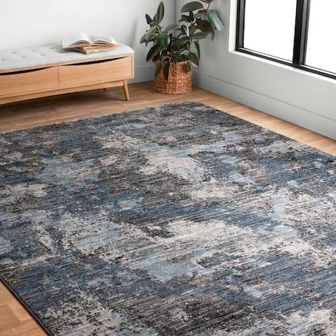 Alexander Home Hondo Abstract Persian Area Rug