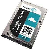 """Seagate Technology ST2000NX0253 Seagate Enterprise ST2000NX0253 2 TB 2.5"" Internal Hard Drive - SATA - 7200 - 128 MB"