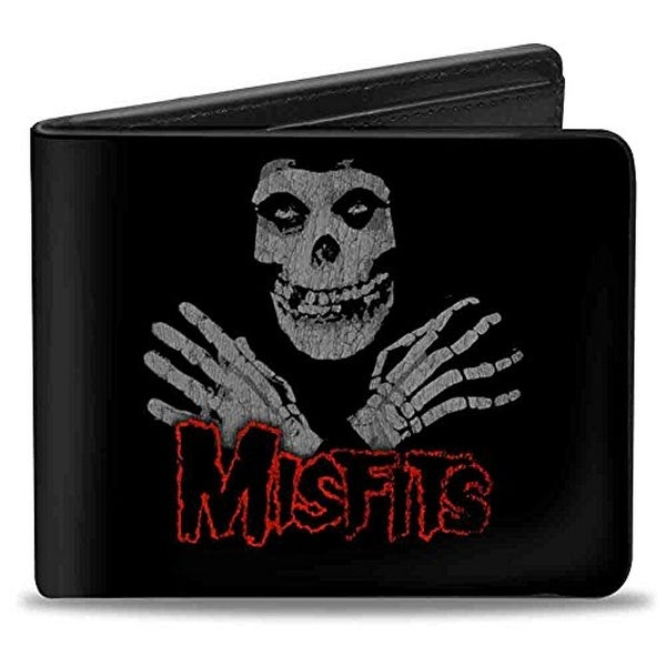 Buckle-Down Bifold Wallet Misfits