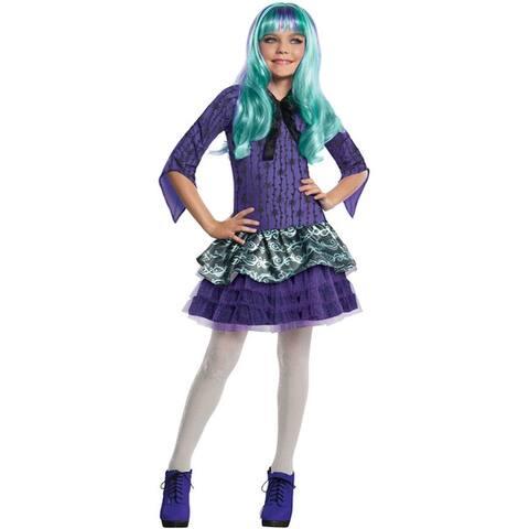 Rubies Twyla Child Costume - Purple