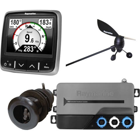 Raymarine i70 Wind or Depth or Speed System Pack i70 System Pack T70226